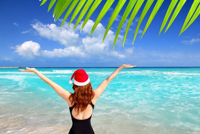 Best Christmas in Cancun and mexico to experience