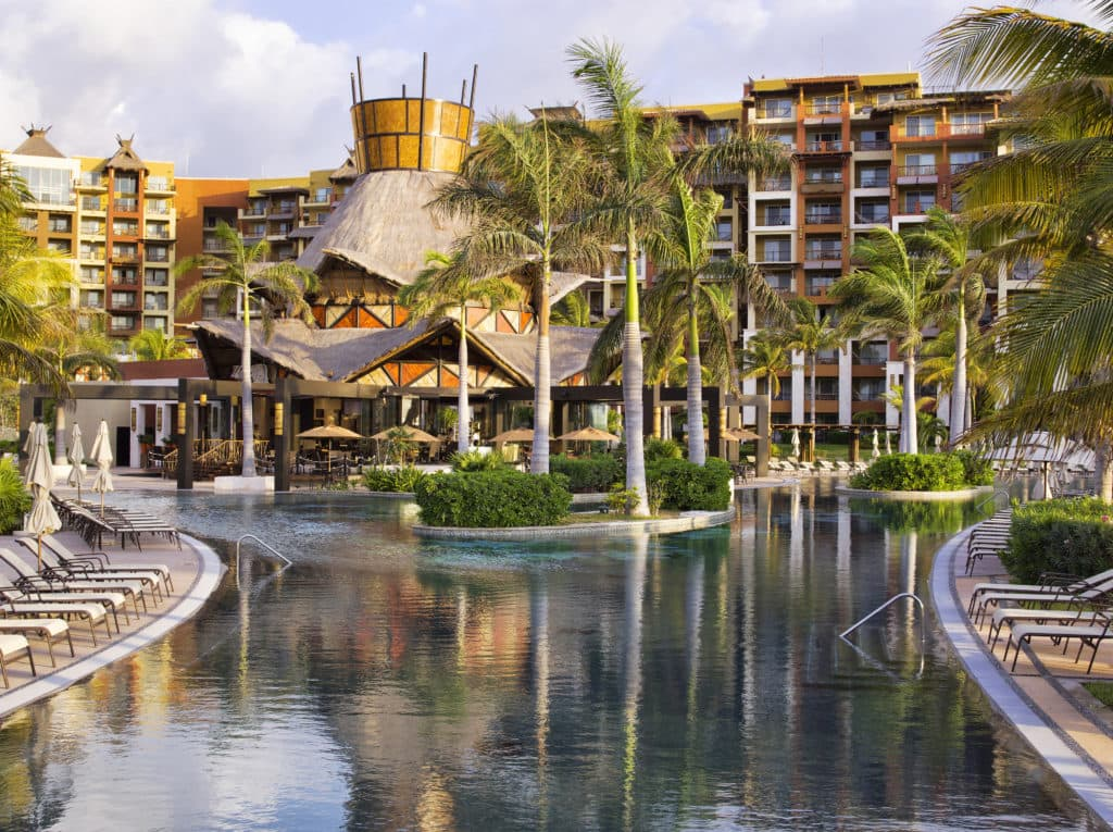 the year at a glance at villa del palmar cancuntimeshare resort