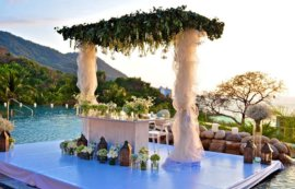 Garza Blanca: Fairytale Wedding